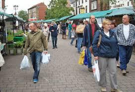 160316 Brigg market